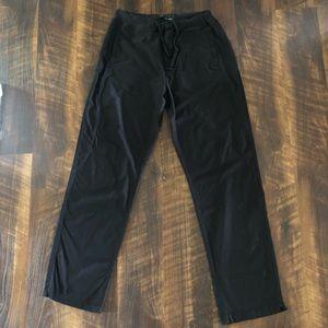 Mondetta Men's Black Loose Yoga Workout Pants Sz L